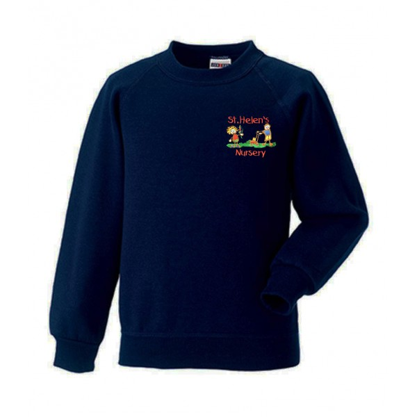 St Helens Nursery Sweatshirt